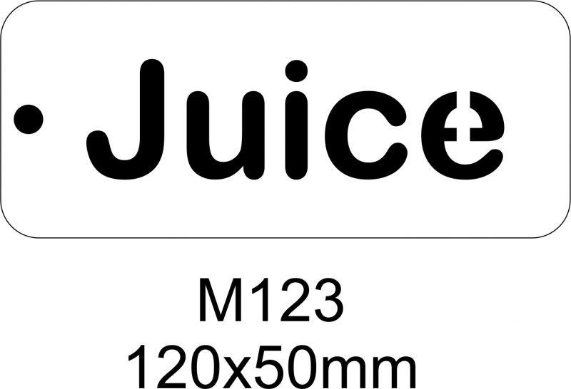M123 – Stencil