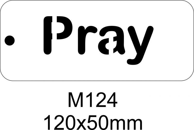 M124 – Stencil