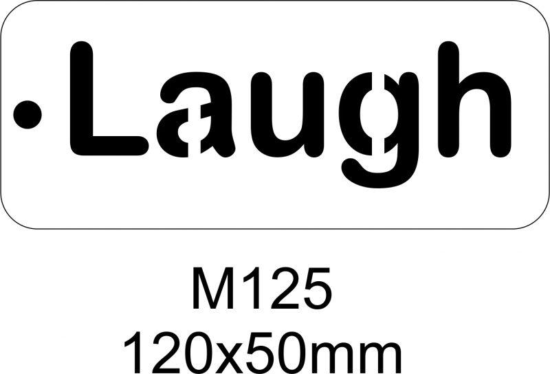 M125 – Stencil