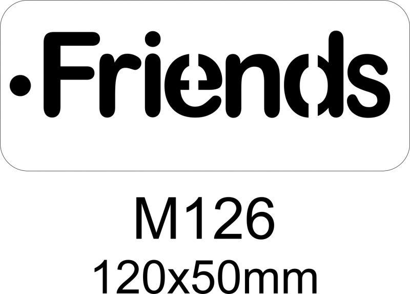 M126 – Stencil