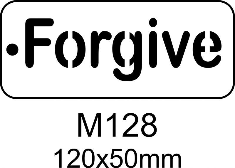 M128 – Stencil