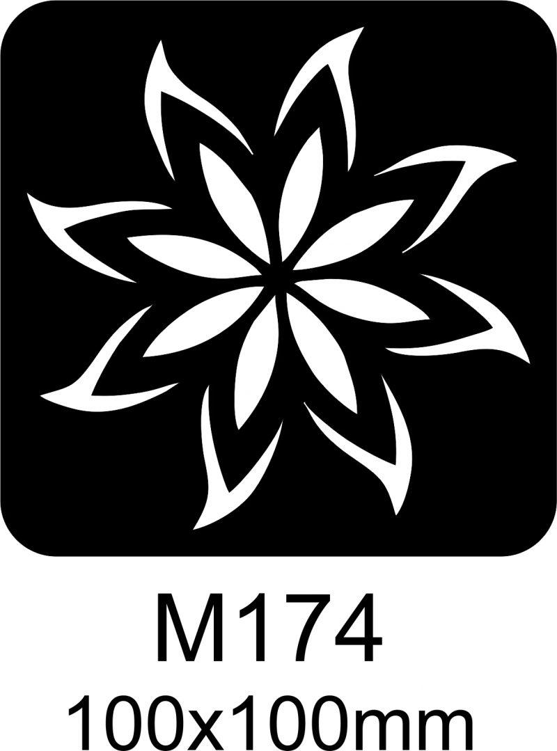 M174 – Stencil