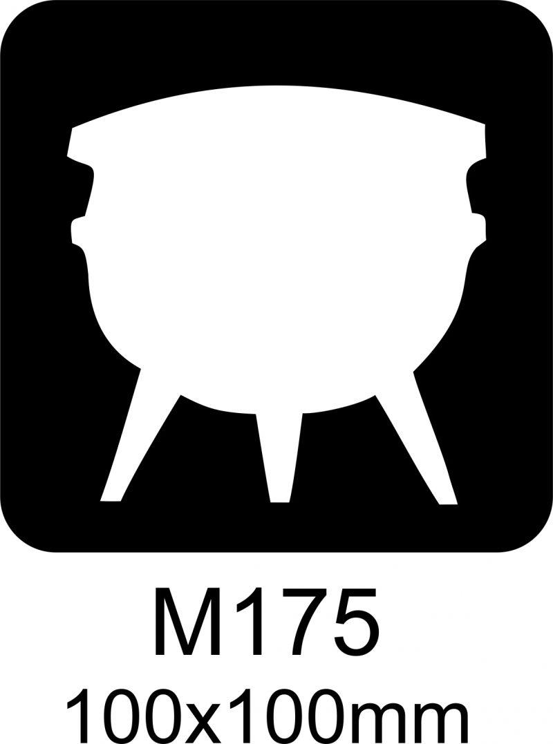 M175 – Stencil