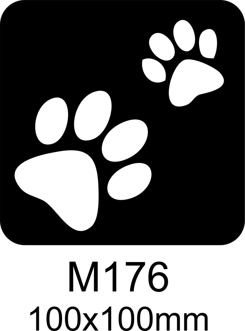 M176 – Stencil