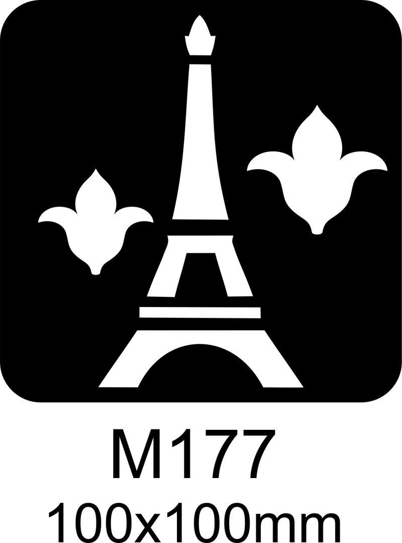 M177 – Stencil