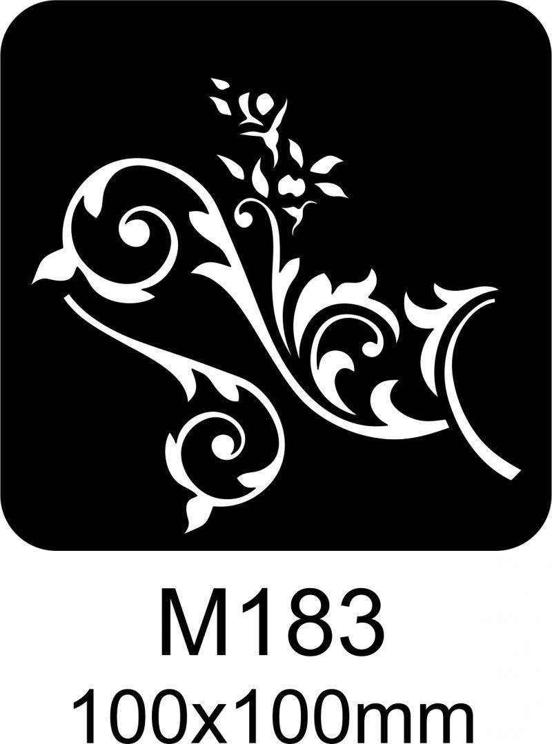 M183 – Stencil