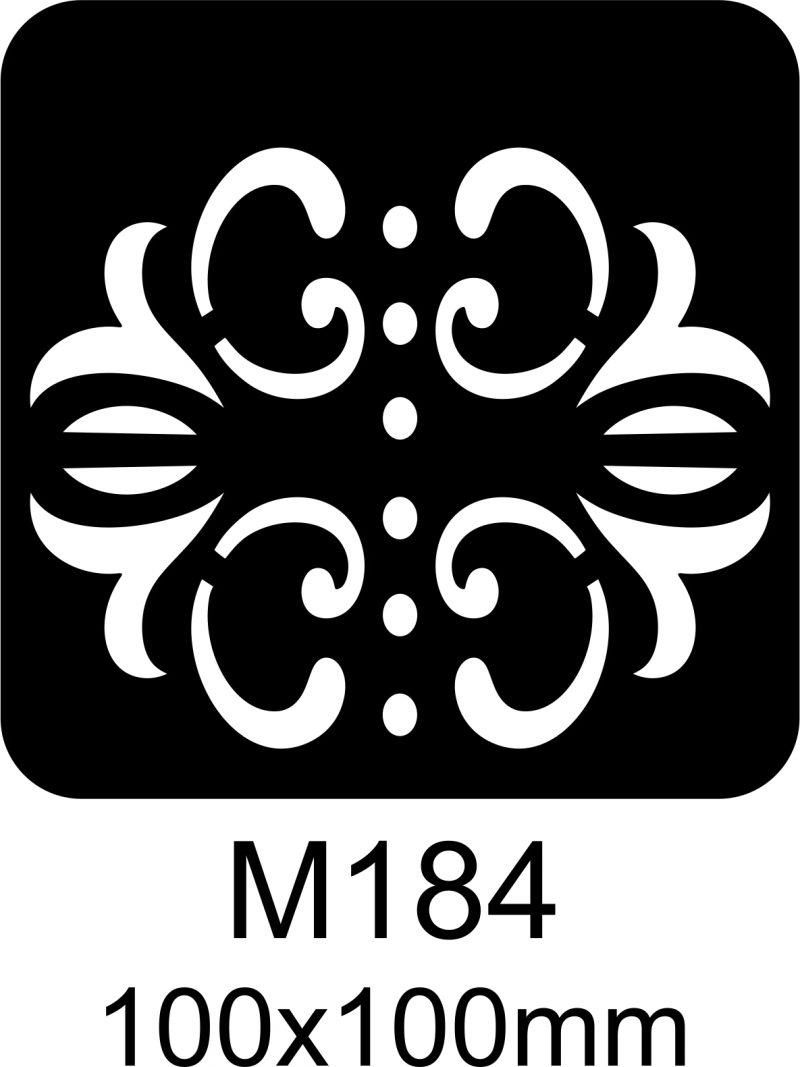 M184 – Stencil