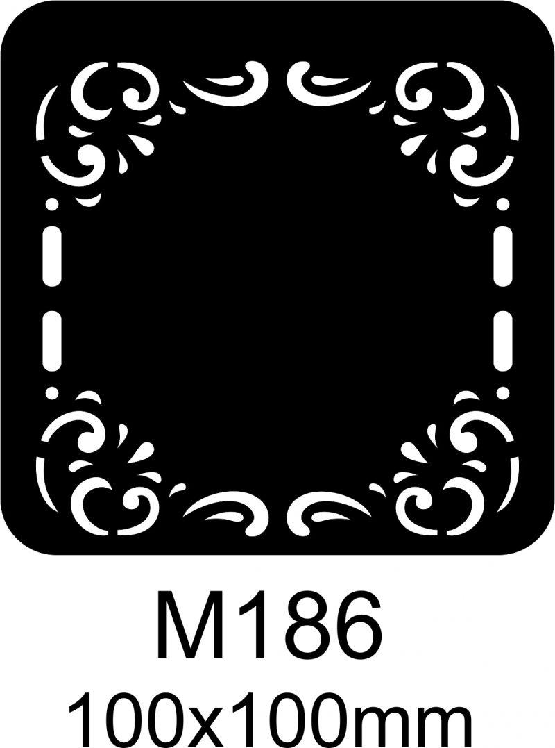 M186 – Stencil