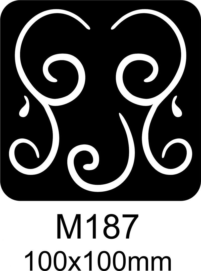 M187 – Stencil