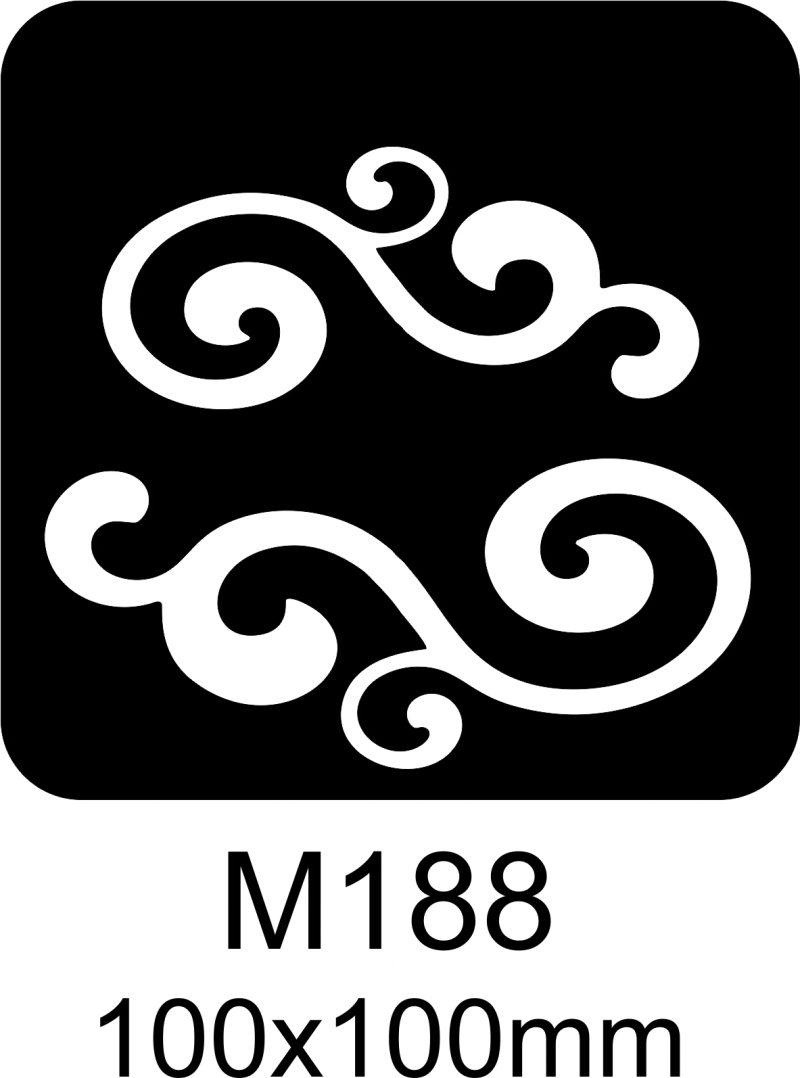 M188 – Stencil