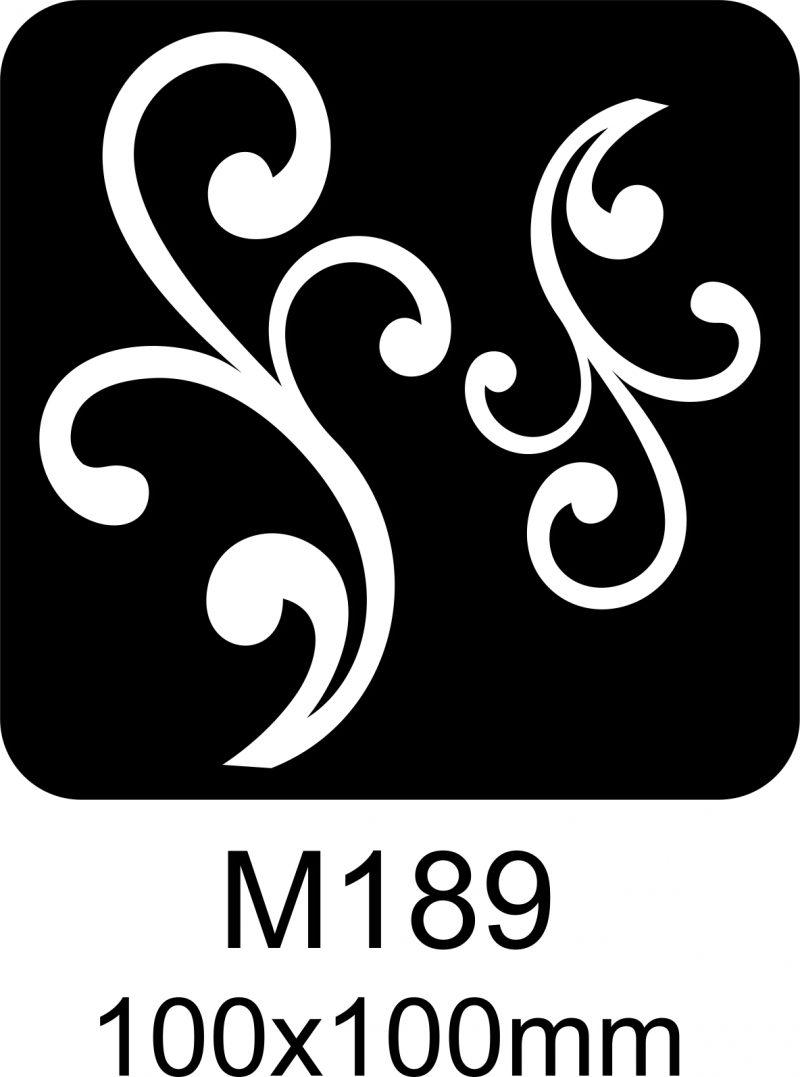 M189 – Stencil