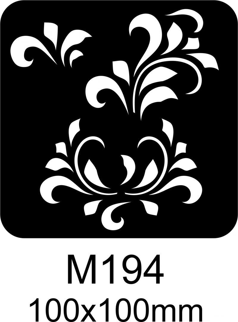 M194 – Stencil