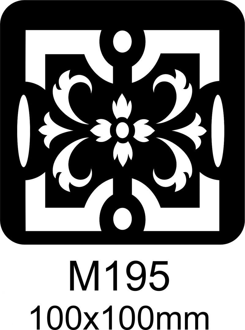 M195 – Stencil