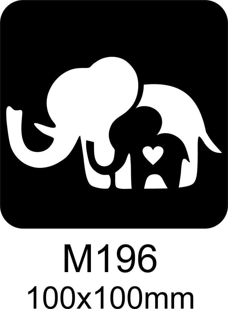 M196 – Stencil