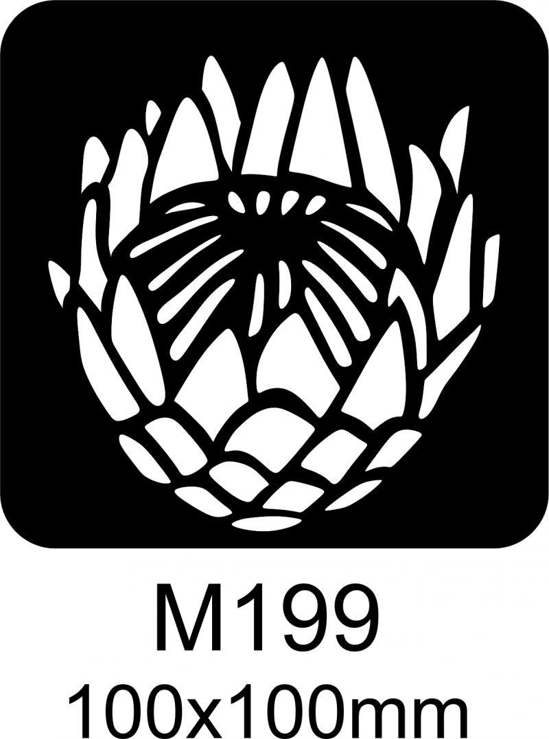 M199 – Stencil