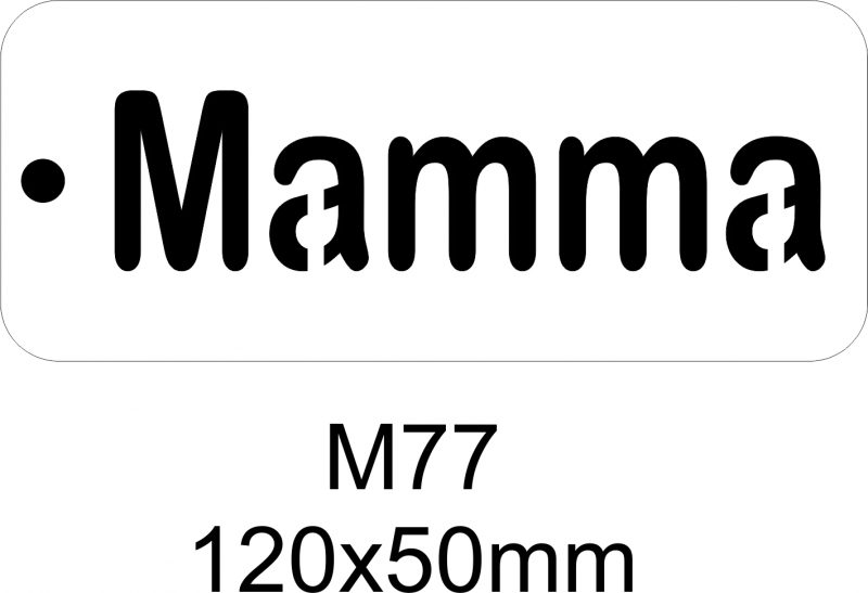 M77 – Stencil