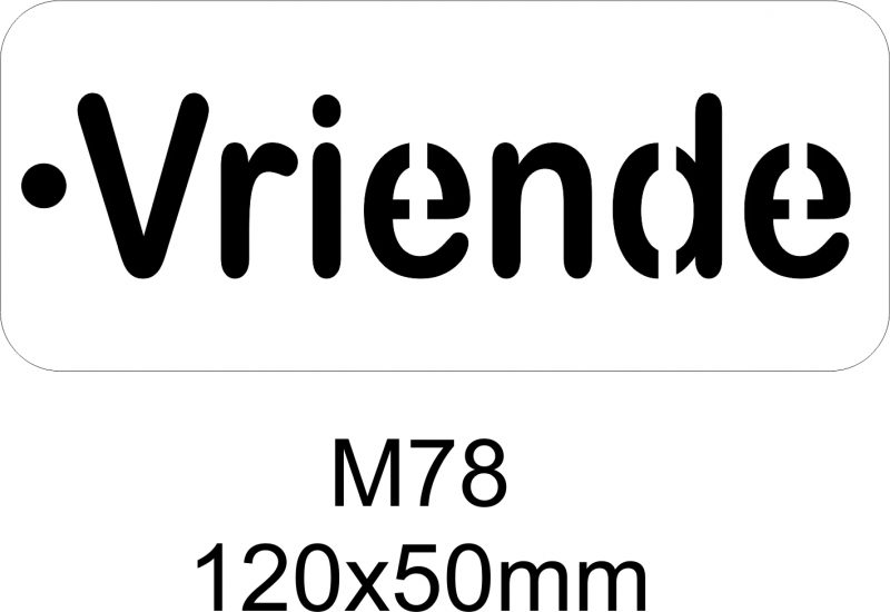 M78 – Stencil