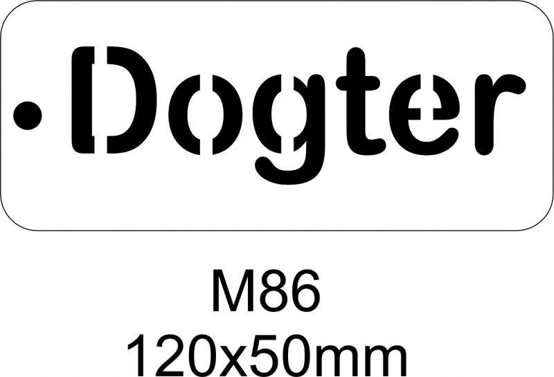 M86 – Stencil