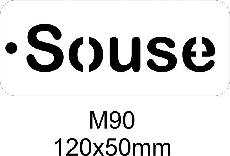 M90 – Stencil