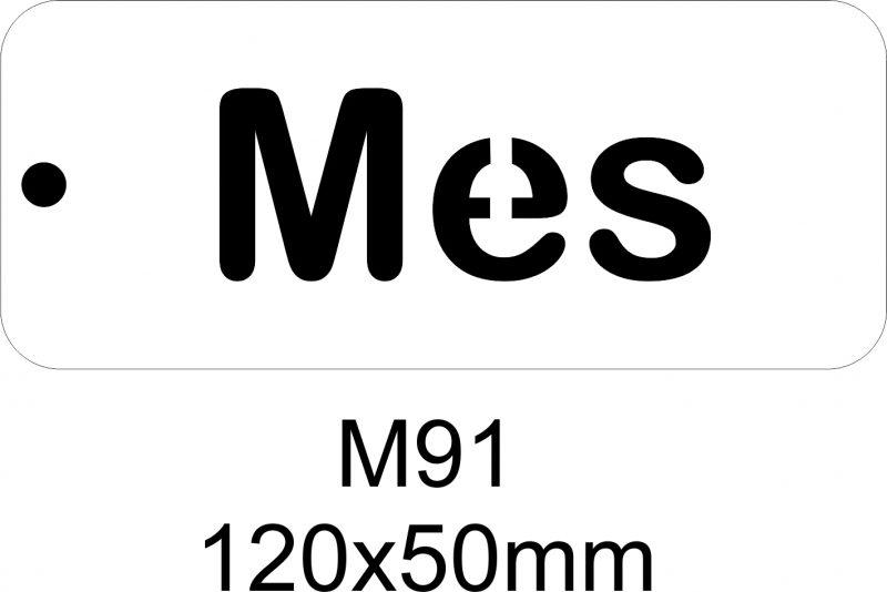 M91 – Stencil