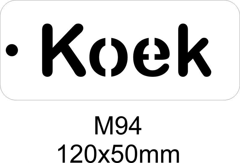 M94 – Stencils