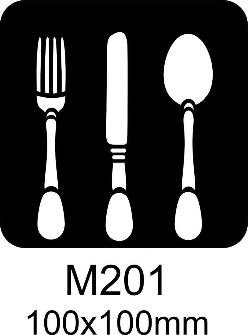 M201 – Stencil