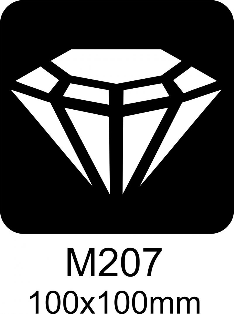 M207 – Stencil