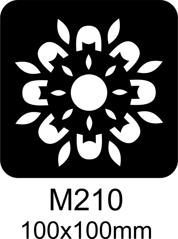 M210 – Stencil
