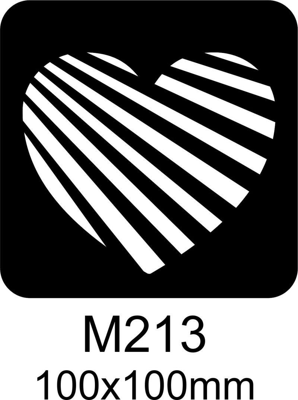 M213 – Stencil