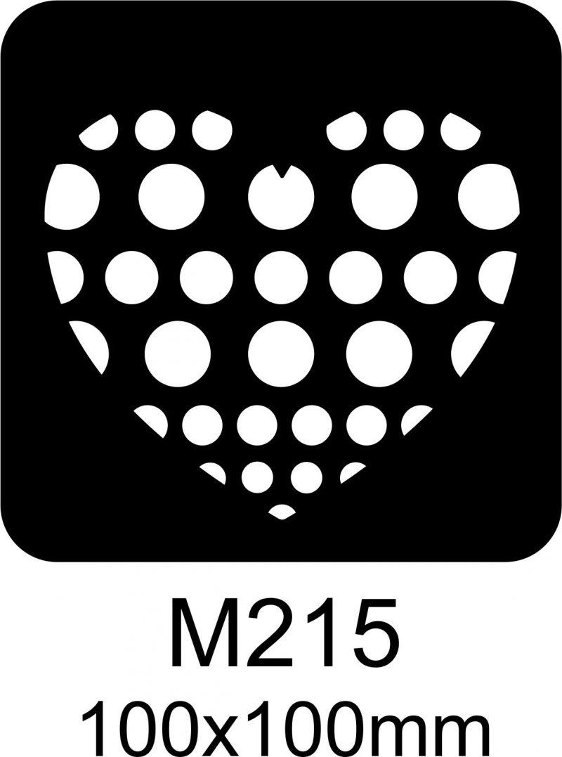 M215 – Stencil