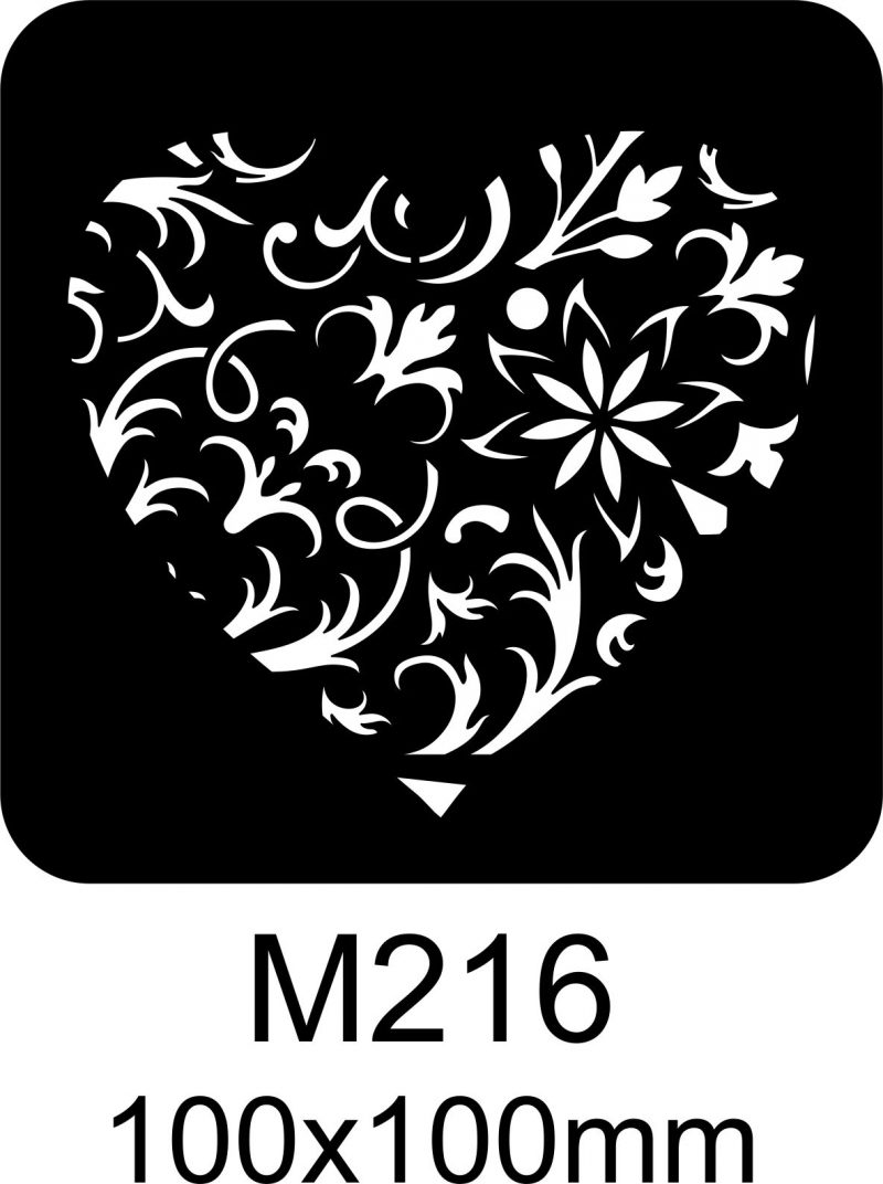 M216 – Stencil