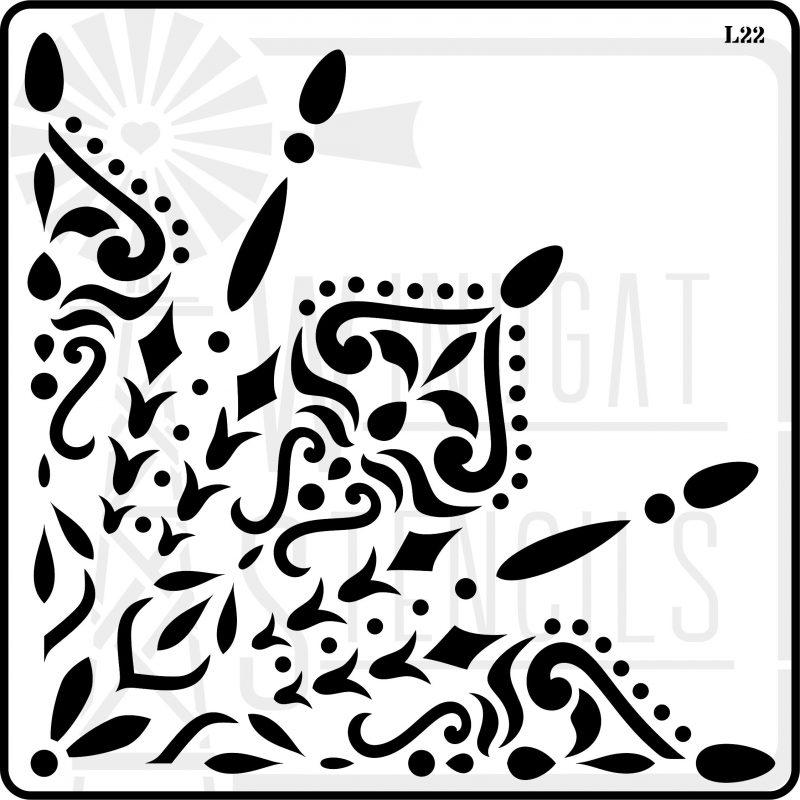 L22 – Stencil