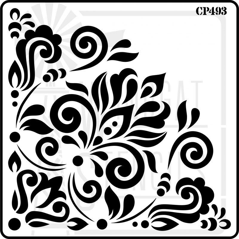 CP493 – Stencil