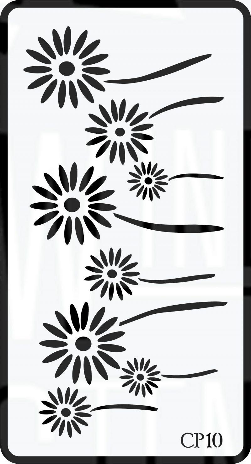CP10 Stencil