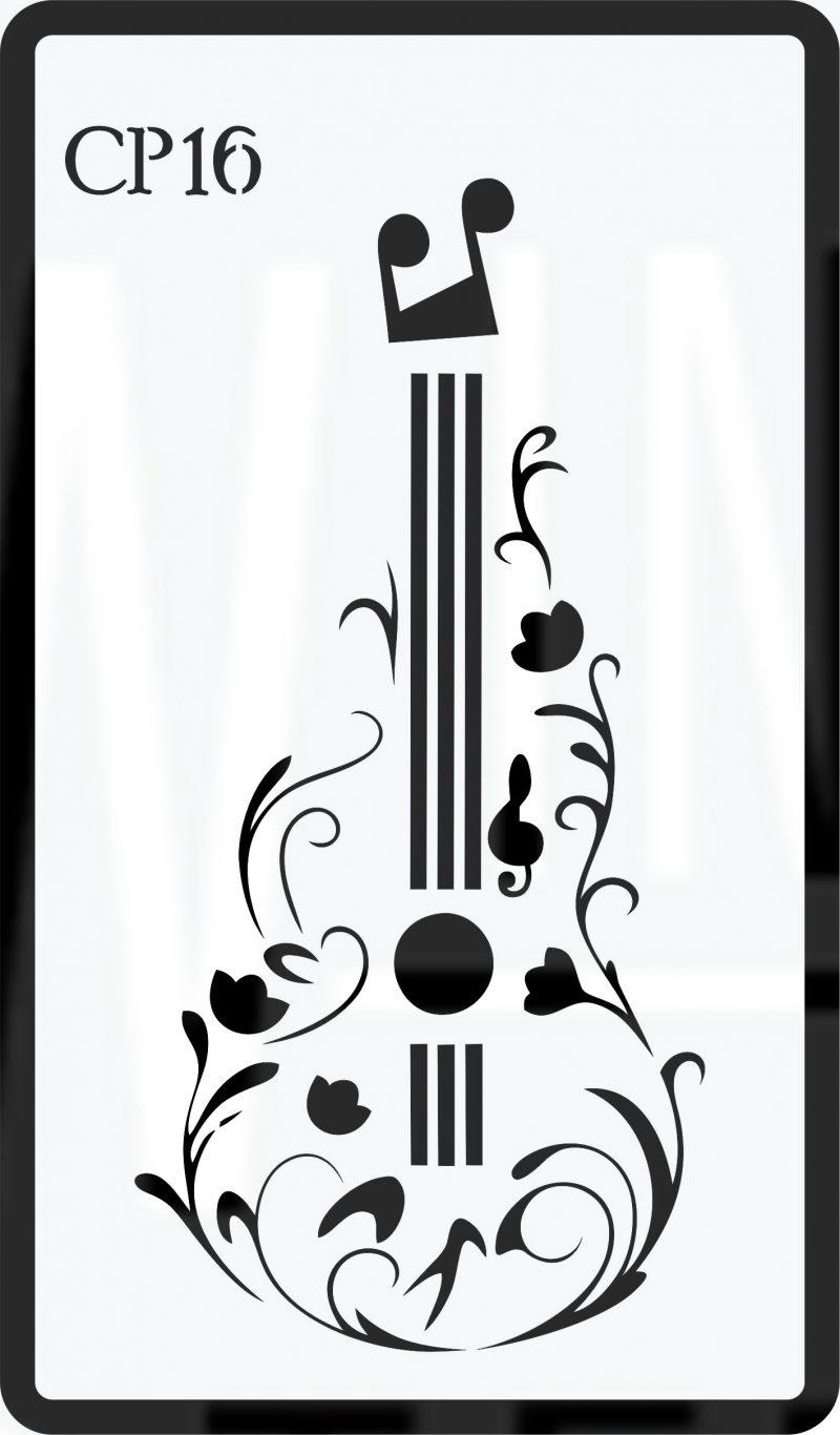 CP16 – Stencil