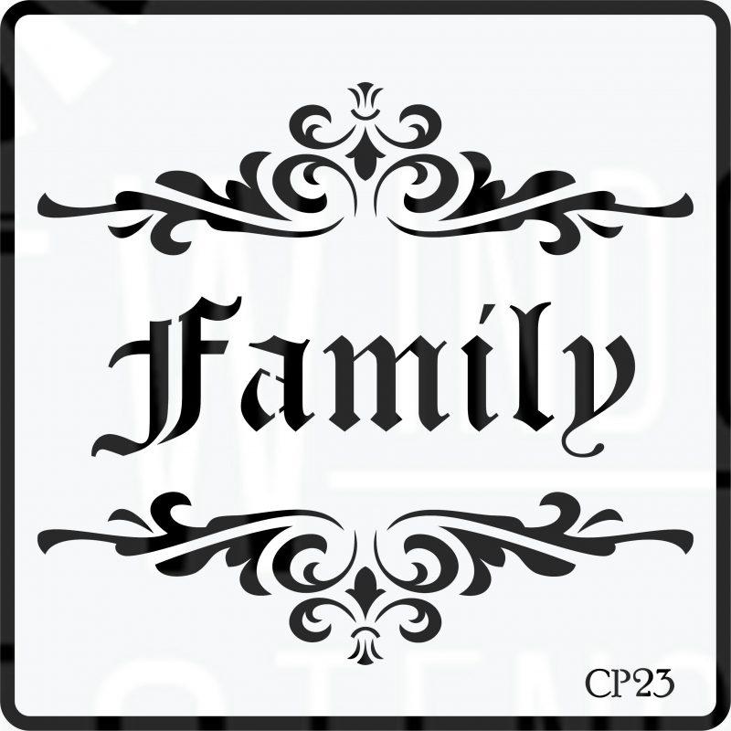 CP23 – Stencil