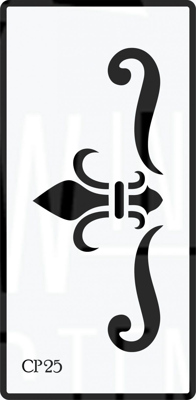 CP25 – Stencil
