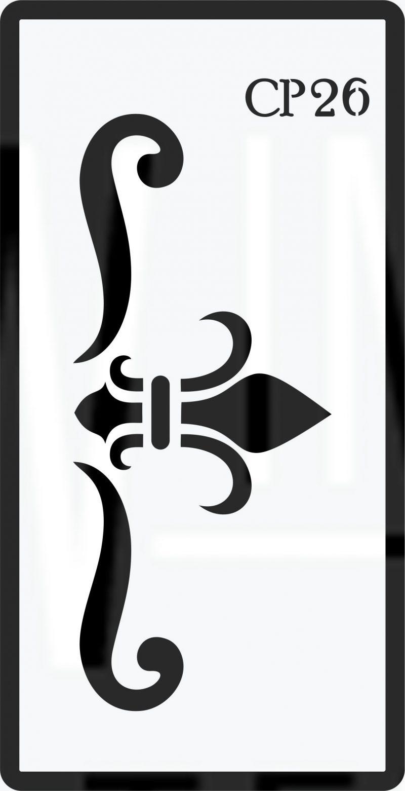 CP26 – Stencil