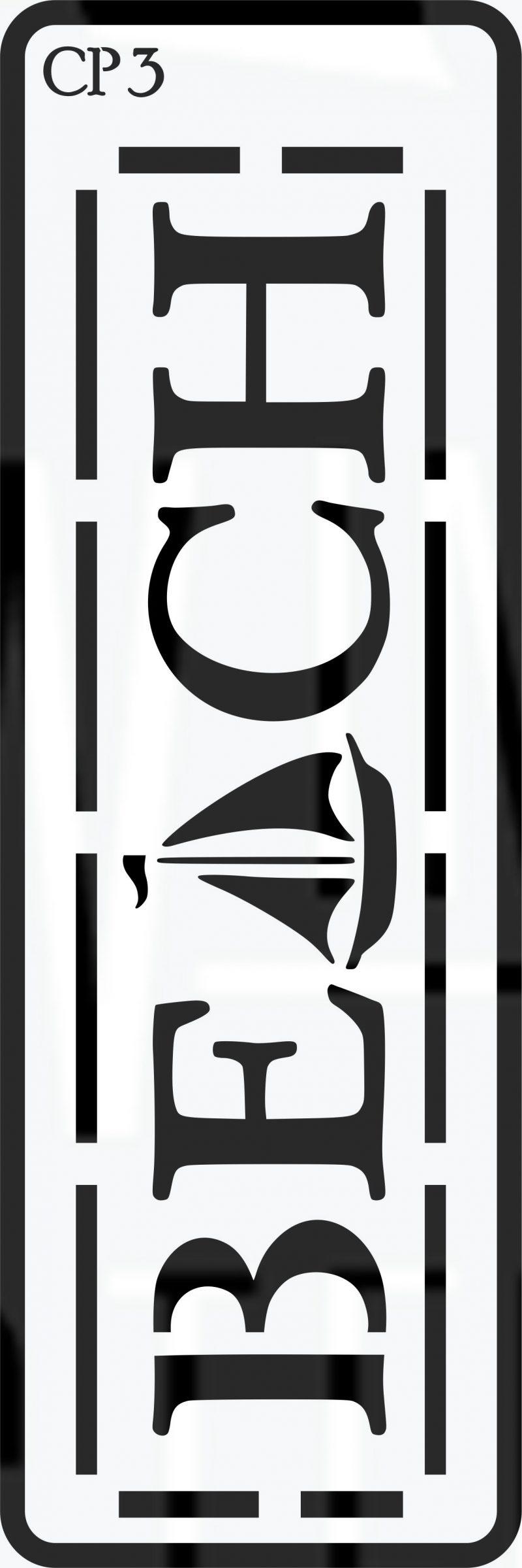 CP03 – Stencil