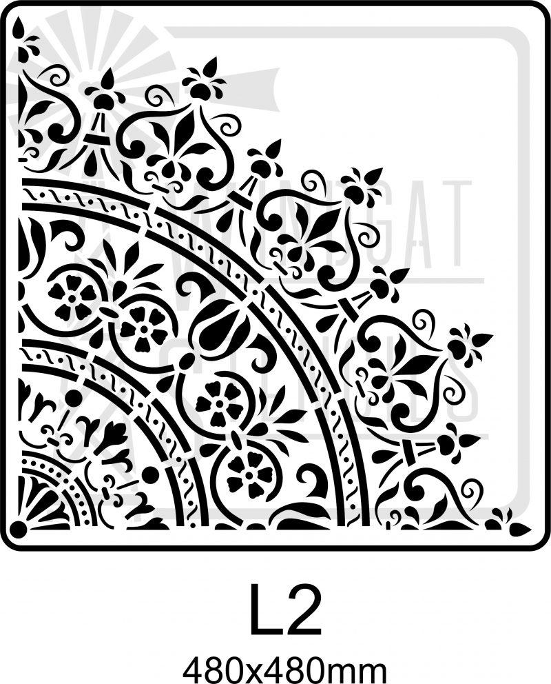 L2 – Stencil