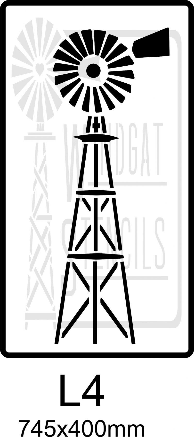 L4 – Stencil