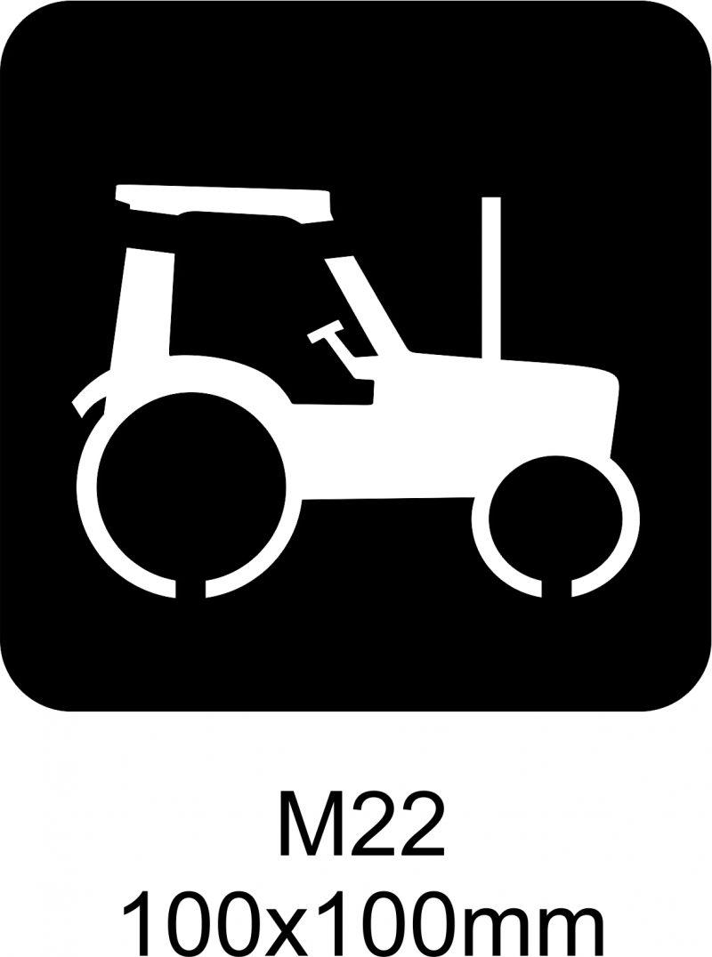 M22 – Stencil