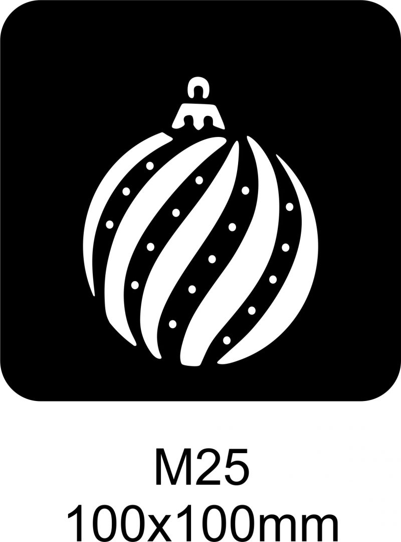 M25 – Stencil