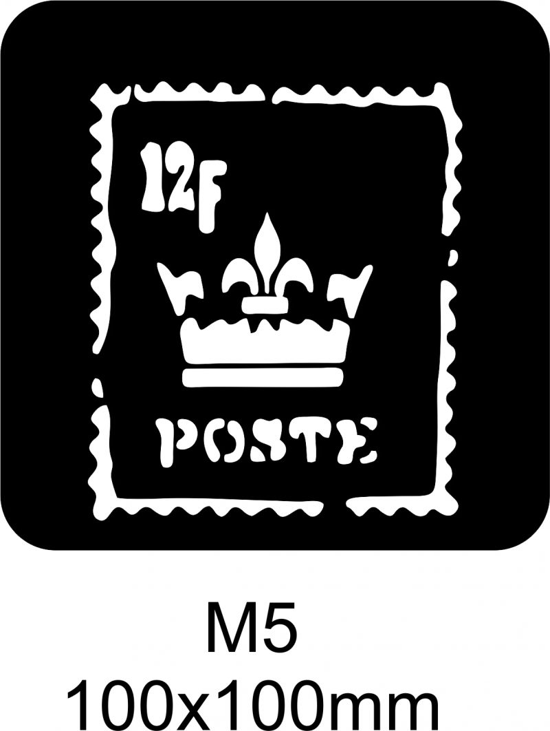 M5 – Stencil