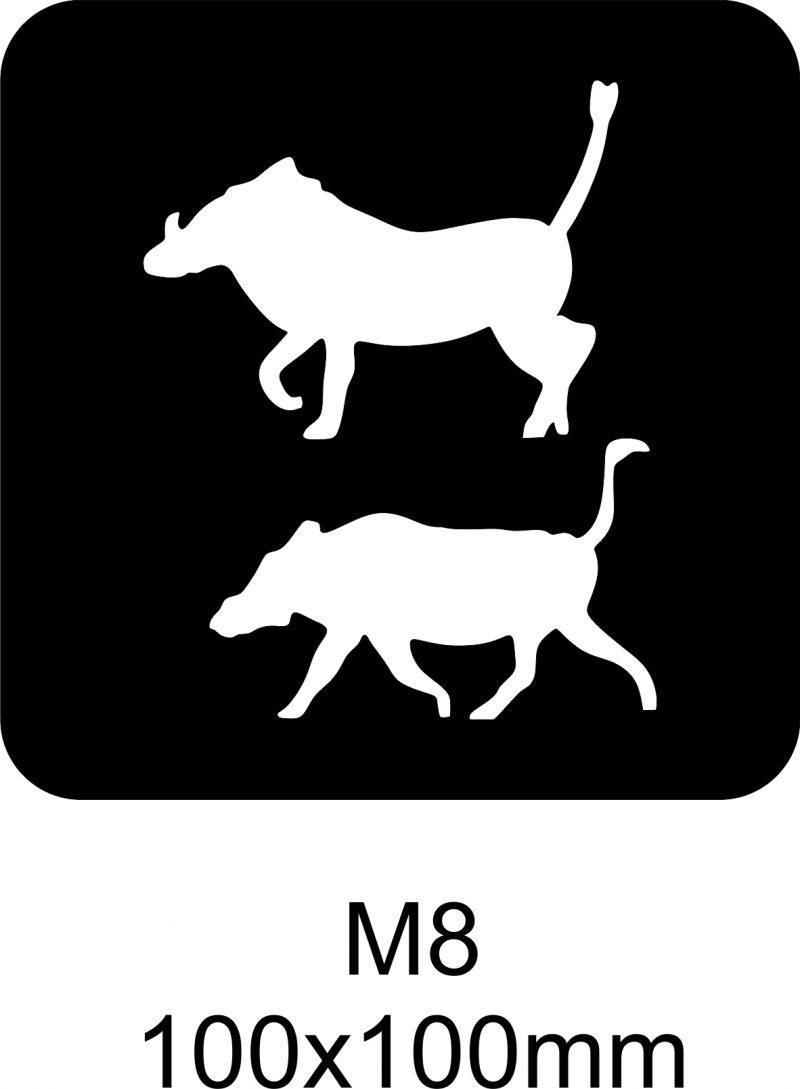 M8 – Stencil