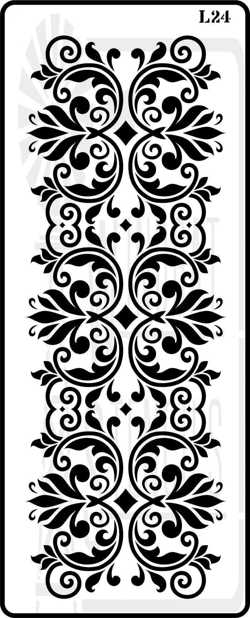L24 – Stencil