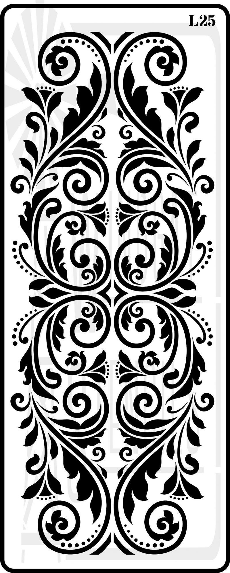 L25 – Stencil