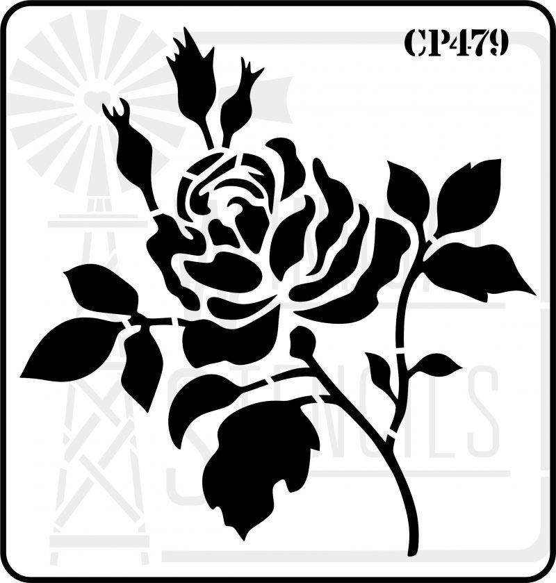 CP479 – Stencil
