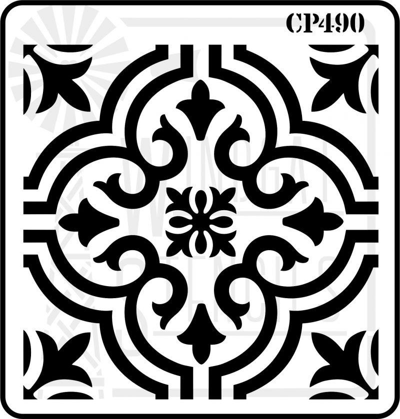 CP490 – Stencil