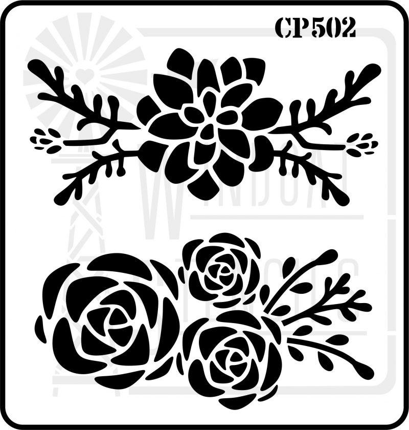 CP502 – Stencil